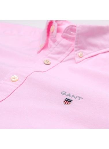Gant Slim Gömlek Pembe
